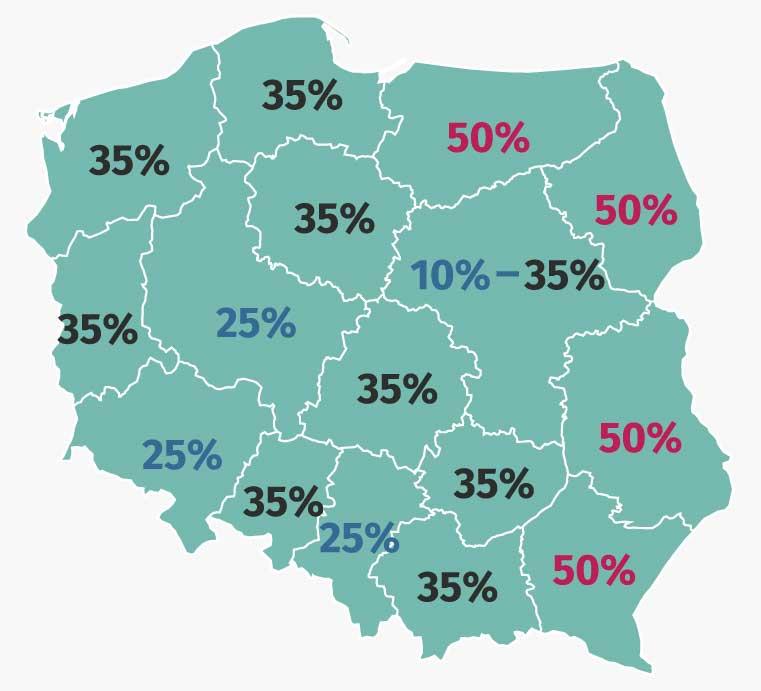 Map vov
